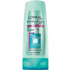 L'Oréal Paris Hair Expert Extraordinary Clay Conditioner, 12.6 fl. oz. *** Read more reviews of the product by visiting the link on the image. (This is an affiliate link and I receive a commission for the sales)