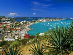 Marigot Bay, St. Martin/St. Maarten, French West Indies