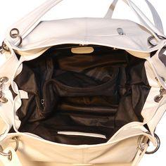 DC vit #skinnväska/leatherbag 849:- @ http://decult.se/store/products/dc-vit-skinnvaska