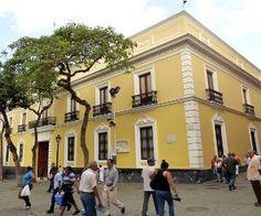 Museu de arte colonial caracas venezuela pinterest Casa amarilla santiago