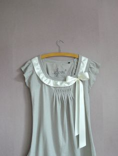 embellished blouse---really cute