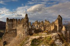 Sasov Castle Slovakia