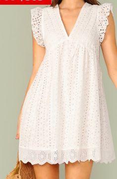 Simple Dresses, Pretty Dresses, Casual Dresses, Short Dresses, Fashion Dresses, Summer Dresses, Short Frocks, Indian Designer Suits, Fancy Blouse Designs