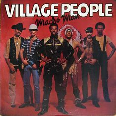 The Village People, formed in made disco dance hits. A few of their songs are macho man, can't stop the music, in the navy and their greatest YMCA. Nostalgia, Musica Disco, Village People, Billie Jean King, My Childhood Memories, Sweet Memories, School Memories, My Youth, Warrior Princess