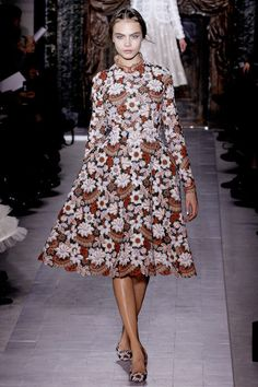 "Valentino Couture SP13 That kind of ""i can't tell if it's ugly or amazing"" and thats why its beautiful"
