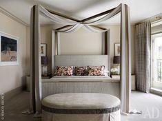 Дизайн в классическом стиле: фото дома в Лондоне | AD Magazine