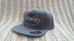 Diakachimba Hat Charcoal & Black
