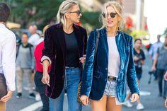 Moda de Rua - New York Fashion Week
