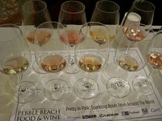The Cremant was my favorite! What a line-up!