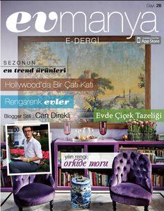 My Style My House- Evmanya dergi incelemesi