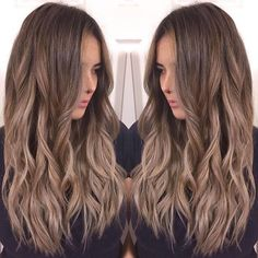 Color cut and style by Ok Sunkissed brunette beauty. Color cut and style by Ok The post Sunkissed brunette beauty. Color cut and style by Ok appeared first on Haar. Brown Hair Balayage, Brown Blonde Hair, Light Brown Hair, Balayage Highlights, Dark Hair, Brunette Beauty, Brunette Hair, Hair Beauty, Brunette Sombre