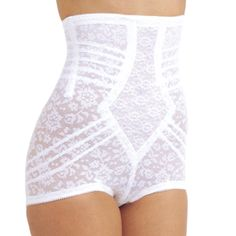 aaba31453b9a9 Lacette High Waist Brief Plus Size by Rago  6107 (M