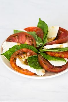 Caprese Salad by Cook Smarts