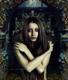 Sibyl by Gwendolyn1