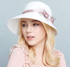 Silk bow bowler sun hat for women travel straw hats uv package