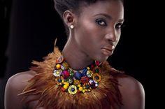 Designer File:Exotic Prints- Mara Hoffman, Christie Brown & Jewel By Lisa   Azaria La Mode