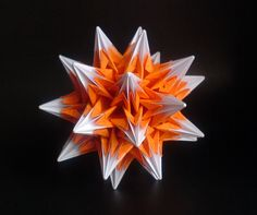 Kusudama 11 by lonely--soldier.deviantart.com on @deviantART