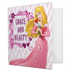 Princess Aurora Binder