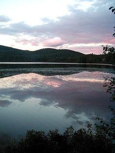 Adirondack State Park, US East Coast, United States