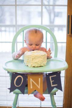 First birthday party ideas #ChairWedding