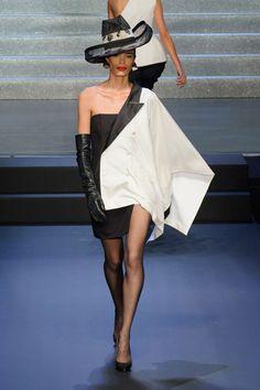 Jean Paul Gaultier at Paris Spring 2015