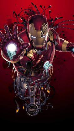 iPhone Wallpapers for iPhone iPhone 8 Plus, iPhone iPhone Plus, iPhone X and iPod Touch High Quality Wallpapers, iPad Backgrounds Iron Man Hd Wallpaper, Avengers Wallpaper, Wallpaper Art, New Iron Man, Iron Man Art, Iron Man Avengers, The Avengers, Marvel Art, Marvel Heroes