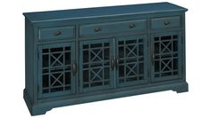 "Jofran-Craftsman-Craftsman 60"" Media Unit - Jordan's Furniture"
