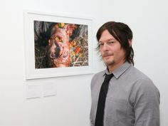 The Walking Dead's Norman Reedus on Roadkill Photography and Loud-Talkers on Airplanes