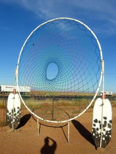Biggest Dream Catcher Yuma AZ Territorial Prison Yuma County Pinterest Posts 22
