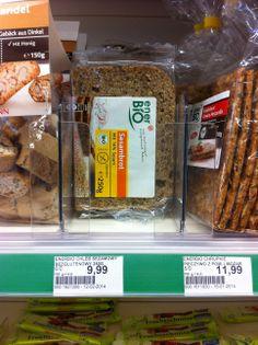 EnerBio sesam bread!