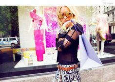 FGR Exclusive | Alexandra Spencer by Marley Kate in The City
