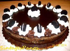 Ζαχαροπλαστική Πanos: Τούρτα oreo chocolate