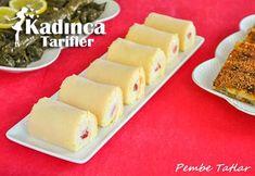Çilekli Mini Rulo Pasta Tarifi