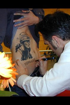 #Morrissey #Tattoo