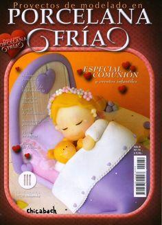 Revistas de manualidades Gratis: Revista Porcelana Fría