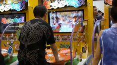 Saykodelik Japon Arcade Oyunu