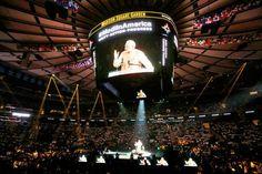 PM Narendra Modi enthralls a rapturous crowd at New York City's Madison Square Garden