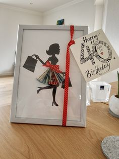 Happy Birthday, Presents, Frame, Party, Home Decor, Gift Cards, Diy Home Crafts, Happy Brithday, Gifts