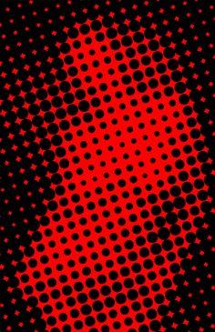 Creative Design, Graphic, Halftone, Dots, and Figure image ideas & inspiration on Designspiration Bts Design Graphique, Exposition Photo, Connect The Dots, Circle Pattern, Monochrom, Le Point, Grafik Design, Graphic Design Illustration, Graphic Art