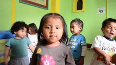 Dancing in the Mandarina Academy | The love, lessons, exercise and fun experienced in the academies are often a stark contrast to life in extreme poverty. Kids can be kids here. #Guatemala #Kids #School