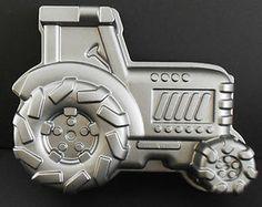 Tractor Nordic Ware Cake Pan Bulldozer Farm 4H FFA Country Party 51524 Mold | eBay