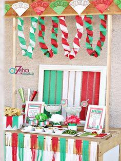 ideas fiesta mexicana casa stand Más