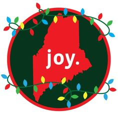 Joy ~ from the state of Maine ~