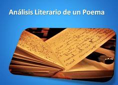 Lectura y Redacción: Análisis Literario de un Poema