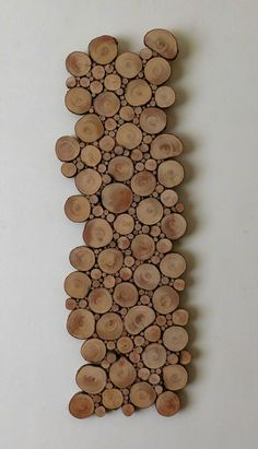 This item is unavailable Abstract Sliced Wood Art, Uk seller, Reclaimed wood, Wall Hanging, Wood slice…<br> Reclaimed Wood Wall Art, Reclaimed Wood Projects, Reclaimed Wood Furniture, Wood Wall Decor, Wooden Wall Art, Wooden Diy, Diy Wood, Pipe Furniture, Salvaged Wood