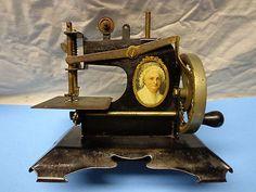 ❤✄◡ً✄❤  Antique sewing machine ❤✄◡ً✄❤