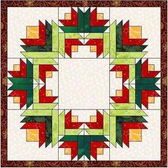 схемка Размер больших блоков 12 на 12 маленьких 6  на 6 см и размер полосочек 1,5 см.
