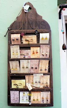 Who knew a hymn board would make such an awesome display?!