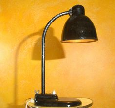 Table lamp,30's Bauhaus school