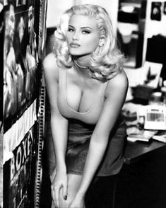 20 Gorgeous Photos From Anna Nicole Smith's GuessCampaign